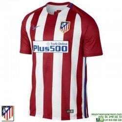 Camiseta ATLETICO DE MADRID 2016-2017 Rojiblanca 1ºEquipacion Oficial Nike