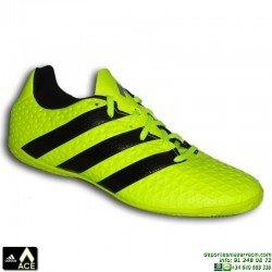 Adidas ACE 16.4 AMARILLO FLUOR Zapatilla futbol sala S31913 bota hombre James Kroos Koke Rakitic