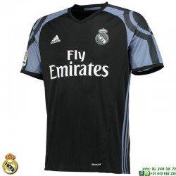 Camiseta REAL MADRID 2016-2017 Negro 3ªEquipacion Adidas AI5139