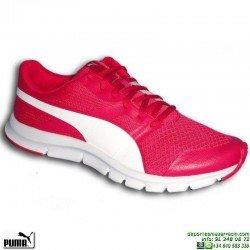 Zapatilla Deporte chica PUMA FLEXRACER Rosa 189208-02 running correr mujer personalizar