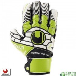 Guante Portero UHLSPORT ELIMINATOR SOFT GRAPHIT SF Proteccion 100019001