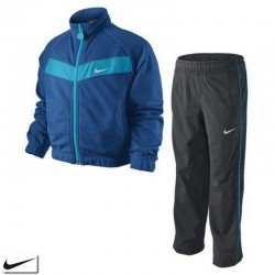 Chandal Niño NIKE TRACK POLY WARM UP Azul 426090-441 little boys