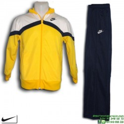 Chandal Junior NIKE CORTEZ72 WARM UP Amarillo 286590-703 niño boys