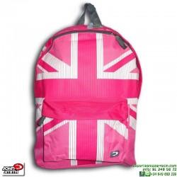 Mochila Bandera Reino Unido Rosa John Smith M16204