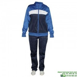 Chandal Junior SOFTEE SCHOOL Azul Marino poliester acetato OFERTA