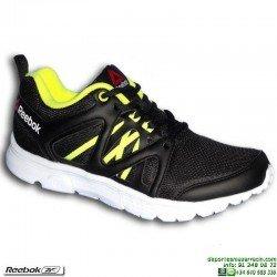 Zapatilla Deportiva REEBOK SPEEDLUX Negra Hombre BD1446 Running correr personalizar