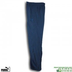 Pantalón Chandal PUMA Nº1 LOGO PANTS OPEN azul Marino 815413-41 Hombre