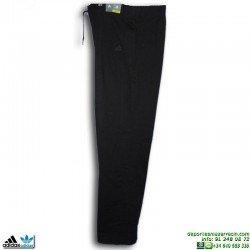 Pantalón Chandal Mujer Algodón ADIDAS ESS KNIT Pant Negro E89413 señora