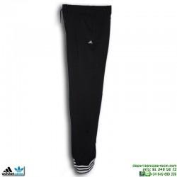Pantalón Chandal Chica ADIDAS YG C KNIT Pant Negro W60635 mujer poliester elastico