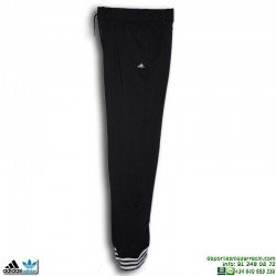 Pantalón Chandal Chica ADIDAS YG C KNIT Pant Negro W60635 mujer poliester elastico