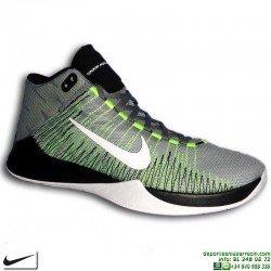 Bota Baloncesto NIKE ZOOM ASCENTION Hombre 832234-004 basket personalizar