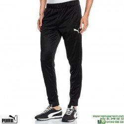 Pantalón pitillo PUMA Soccer Flash Tricot Pants Negro 838330-01 hombre Deporte