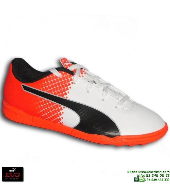zapatillas puma niños futbol