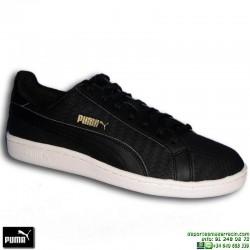 Deportiva Clasica PUMA SMASH WOVEN Negro hombre 361196-04 sneakers personalizar