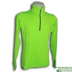 Cortavientos Soft-shell JOLUVI UNKAS Running 230049-61 Verde