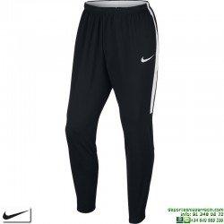 Pantalón Chandal NIKE Men Dry Academy Football Pant Negro Hombre 839363-010 poliester acetato pitillo