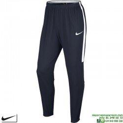 Pantalón Chandal NIKE Men Dry Academy Football Pant Azul marino Hombre 839363-010 poliester acetato pitillo