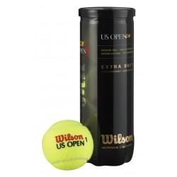 wilson bote de pelota (x3) tenis us open