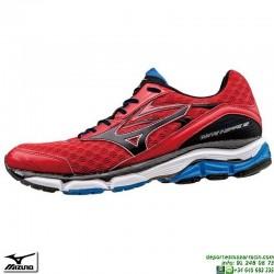 Zapatilla Running Mizuno WAVE INSPIRE 12 Pronacion Rojo J1GC164413 hombre deportiva Correr personalizar