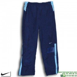 Pantalón Chandal NIKE LITTLE BOYS WOVEN PANT Junior 490404-410 Azul Marino