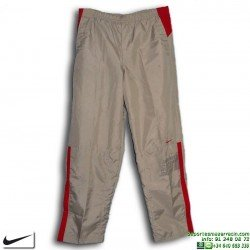 Pantalón Chandal NIKE LITTLE BOYS WOVEN PANT Junior 490404-211 Beige