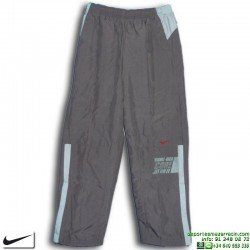 Pantalón Chandal NIKE LITTLE BOYS WOVEN PANT Junior 490404-062 gris