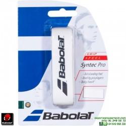 Grip Babolat SYNTEC PRO Puño Tenis Blanco 670051-101