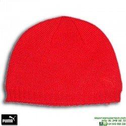 Gorro de Punto Mujer PUMA SKULL CAP Rojo 840444-04 lana