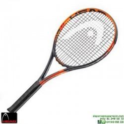Raqueta Tenis HEAD MX IG CHALLENGER MP Gris-Naranja