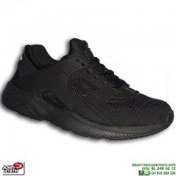Sneakers John Smith ROXIN Hombre Negro zapatilla deportiva