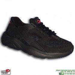 Sneakers John Smith ROXIN Woman Negro Mujer zapatilla deportiva chica personalizar