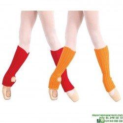 Calentadores Ballet Gimnasia Ritmica Danza happy dance 4000