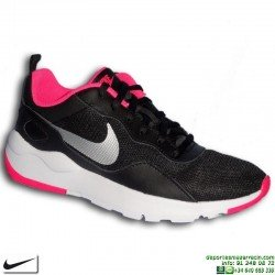 Sneakers Chica Nike LD RUNNER Negro-Rosa zapatilla mujer 870040-001