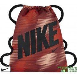 Bolsa Gimnasio Nike YA GRAPHIC Gymsack Rojo-rosa BA5262-674 saco