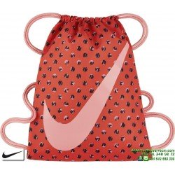 Bolsa Gimnasio Nike YA GRAPHIC Gymsack Rojo-Rosa BA5262-852 saco