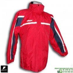 Abrigo Parka Joluvi JUVE Rojo-Marino Hombre 228429 Nieve montaña