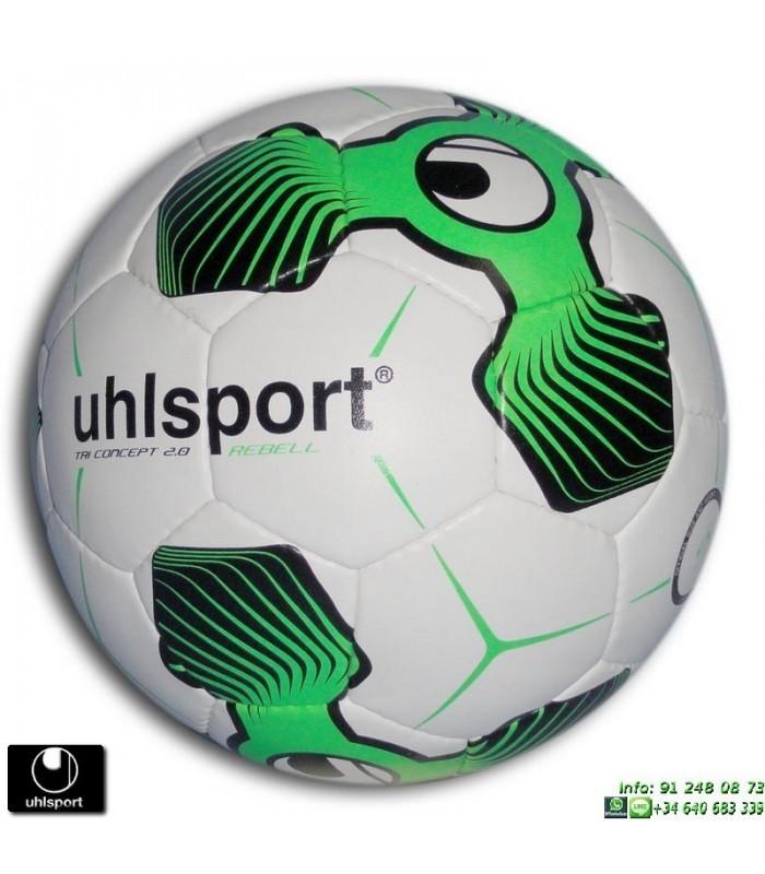 f05f29d691c63 balon futbol uhlsport tri concept rebell blancoverde hierba artificial with  logos de balones de futbol