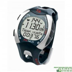 Pulsometro SIGMA RC 14.11 Gris-Negro control monitor cardiaco