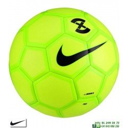 Balon Futbol Sala Nike Football X Menor SC3039-702 Amarillo Fluor personalizable