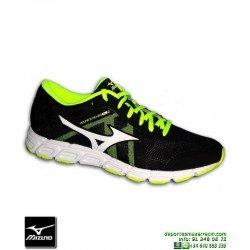 Mizuno SYNCHRO SL 2 Zapatilla Running Negro J1GE172842 deportiva Correr atletismo pisada NEUTRA