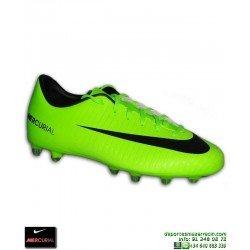 Nike MERCURIAL Bota Futbol Niño Cristiano Ronaldo Neymar VICTORY AG-PRO 831944-303 Verde