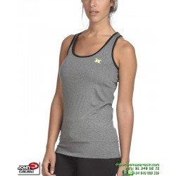 Camiseta Deporte Tirantes Mujer JOHN SMITH PENYA Gris vigore