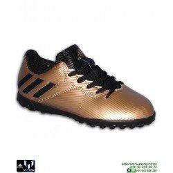 Adidas MESSI 16.4 NIÑOS Bronce Zapatilla Futbol Multitaco turf BA9864 Junior Hierba artificial