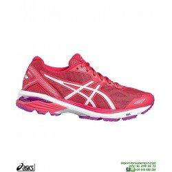 ASICS GEL 1000 5 Mujer Rosa Deportiva Running Pronacion T6A8N-2101 zapatilla correr