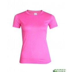Camiseta TECNICA Mujer Softee SOLANUM Economica color deporte