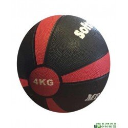 Balon Medicinal 4 kilos New Rojo softee