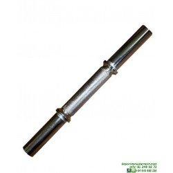 barra mancuerna 30mm con fijaciones softee gimnasio fitness (diversas medidas)