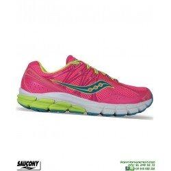 Saucony JAZZ 18 Mujer Zapatilla Running Neutra Rosa S1030713