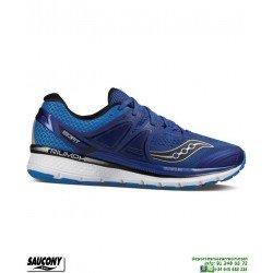 Saucony TRIUMPH ISO 3 Zapatilla Running Neutra Azul S20346-1 hombre-correr-personalizar