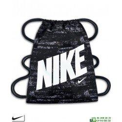 Bolsa Gimnasio Nike YA GRAPHIC Gymsack Negro BA5262-013 saco